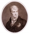 К.В.Л. Меттерних-Виннебург. Д. Вайс по оригиналу Ф. Жерара. 1820. ГМП.