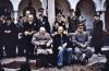 """Ялтинская (Крымская) конференция союзных держав - СССР, США и Великобритании - состоялась 4-11 февраля 1945 года в Ливадийском дворце. Конференция определила послевоенный мировой порядок и стала последней встречей """"большой тройки"""" перед началом """"холодной войны""""."""