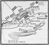 Сражение при Горгони 29 июня 1097 г. Схема.