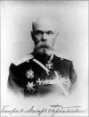 Генерал-майор В.Н. Горбатовский, начальник восточного фронта обороны крепости Порт-Артур. РГАКФД.