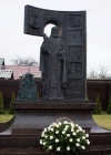 Памятник св. прп. Серафиму Саровскому в Белгороде
