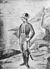 Офицер Балаклавского греческого пехотного батальона (1799-1801 гг.)