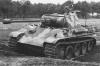 Немецкий танк Pz.Kpfw. V «Пантера»