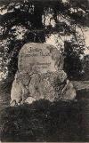 Памятный знак на месте сражения при Гросс-Геннерсдорфе