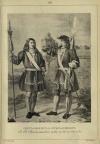 ОБЕР-ОФИЦЕР и ШТАБ-ОФИЦЕР Лейб-Гвардии Преображенского полка, с 1700 по 1732 год.