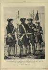 КАПТЕНАРМУС, КАПРАЛ, СЕРЖАНТ и ФУРЬЕР Лейб-Гвардии Преображенского полка, с 1700 по 1720 год.