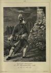 РЯДОВОЙ ГРЕНАДЕР Лейб-Гвардии Преображенского полка, с 1700 по 1732 год.