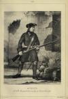 ФУЗЕЛЕР Лейб-Гвардии Семеновского полка, с 1700 по 1720 год.