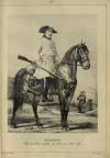 ФУЗЕЛЕР Драгунского полка, с 1700 по 1720 год