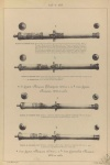 70 фунт. Пищаль Единорог, 1670-го, и 2-х фунт. Пищали, 1672-го года. 2 х фунт. Пищали, 1673-го, и 2-х фунтовая Пищаль 1674-го года