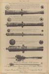 Жагра или Пальник XVII столетия. 50 фунт. Пищаль, 1685-го г. и 40 фунт. Пищаль Перс, 1686-го года. 6 фунт. Пищаль Гамаюн, 1690-го г. и 40 фунтовая Пушка Орел, 1692-го г.