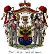 Фамильный герб Светлейшего князя А.П. Ливена