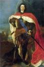Император Петр I шеф полка