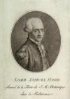 Лорд Самуэель Гуд Адмирал Британского флота на Средиземном море