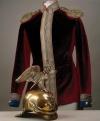 Форма бальная офицерская Кавалергардского Ея Величества Государыни императрицы Марии Федоровны полка, принадлежавшая императору Николаю II
