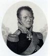 Портрет генерала-от-кавалерии барона Ф.Ф. Винценгероде. К.В. Ческий. 1814 г.