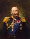 Портрет адмирала Е.И. Алексеева