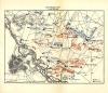Схема сражения при Ваграме 5 июля 1809 г.