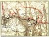 Схема сражение 7 (19) августа 1812 г. при Валутиной горе