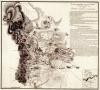 План сражения при селе Кульм 18/30 августа 1813 г. Первая четверть XIX в.