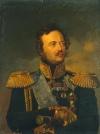 Портрет Ивана Федоровича Паскевича. Рандель, Фридрих. 1808-1886. Германия, около 1834 г.