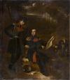 Портрет Николая Дмитриевича Дурново. Митуар, Бенуа Шарль, не ранее 1830. Франция, 1820-е гг.