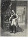 Портрет Д. Н. Шереметева. Россия, 1826 г. Гравер: Неизвестный гравер; Автор рисунка: Сандомури А.И. 1795-1833