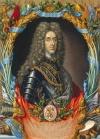 Портрет принца Евгения Савойского. Голландия, Первая четверть XVIII в. Мериан, Матеус Младший