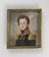 Портрет генерал-майора И.Ф. Паскевича. Неизвестный художник. Начало 1810-х гг.