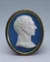 Медальон с портретом Джорджа Вашингтона. Великобритания, около 1779 г.
