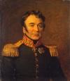 Портрет Антона Петровича Великопольского (1770-1830). Мастерская Джорджа Доу. Не позднее 1825 г.