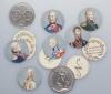Медаль-коробочка в память Венского конгресса
