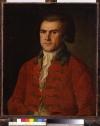 Болотов А.Т. 1738-1833. Автопортрет. Россия, 1763 г.