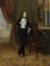 Портрет молодого князя Николая Борисовича Юсупова. Петрочелли, Винченцо Паскуале. 1825-1896. Италия, 1851 г.