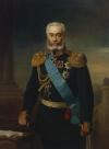 Портрет графа Александра Владимировича Адлерберга II. Ботман Е.И. 1821-1891. Россия, 1878 г.