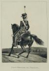 Драгунский унтер-офицер. Россия, 1818 г. Киль Л.И. пер. четв. XIX в.?-1851