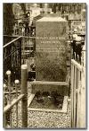 Надгробие декабристу Ф.Я.Скарятину. Ваганьсковское кладбище.