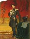 Портрет генерала графа В.А. Перовского. Раев В.Е. 1808-1871. Россия, Конец 1830-х - 1840-е гг.