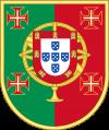 """Эмблема португальского легиона """"Вириатуш"""" в годы Испанской гражданской войны (1936-1939)"""
