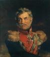 Портрет Антона Степановича Чаликова (1754-1821). Мастерская Джорджа Доу. Не позднее 1825 г. Холст, масло, 70х62,5 см.