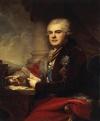 Портрет Александра Николаевича Самойлова. Лампи, Иоганн Баптист Старший. 1751-1838. 108х89 см.