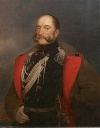 Портрет генерал-майора князя Михаила Михайловича Голицына. 1855-1856 гг. Холст, масло. 99 х 81 см