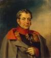 Портрет Михаила Дмитриевича Балка (1764-1818). Джордж Доу и мастерская. Не позднее 1828 г.