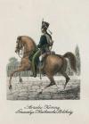 Конный егерь польской королевской гвардии