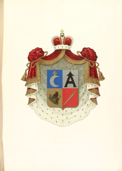 Герб князей Бабичевых