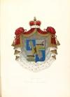 Герб князей Сонцовых-Засекиных