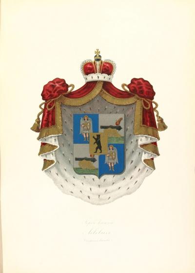 Герб князей Львовых