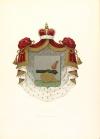 Герб князей Кропоткиных