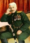 Андраник-паша Озаняна в форме Русской Императорской армии
