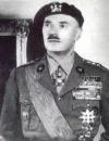 Польский генерал Владислав Андерс - кавалер ордена святых Маврикия и Лазаря